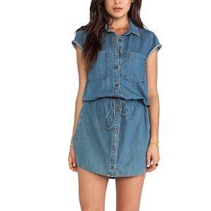 Paige denim Chambray Mila shirt dress